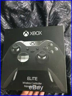 NEW! Microsoft Xbox One Elite (HM3-00001) Gamepad