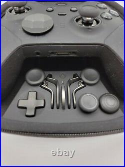 NEW Microsoft Xbox One Elite Series 2 Wireless Controller Black TabTech