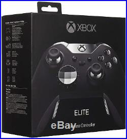 NEW Microsoft Xbox One Elite Wireless Controller Black