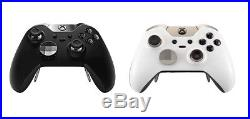NEW Microsoft Xbox One Elite Wireless Controller Black/White