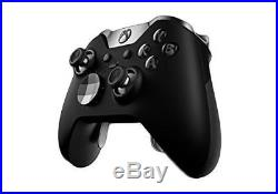 NEW Official Microsoft Xbox One Elite Wireless Controller Black HM3-00001
