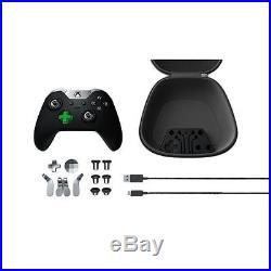 NEW Sealed Genuine Microsoft XBOX ONE Elite Wireless Controller BLACK HM3-00001