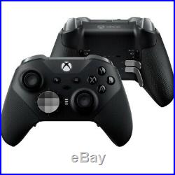 NEW Xbox One Elite 2 Wireless Controller Black with FAST FREE SHIPPING