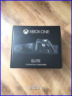 New And Unopened XBOX ONE ELITE CONSOLE 1TB (Xbox One)