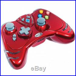 New Datel Wildfire 2 Wireless Controller Red Xbox 360