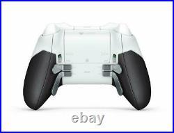 New Genuine Microsoft Xbox One Elite Wireless Controller Special Edition White