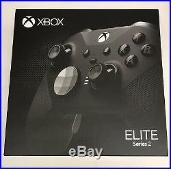 New Microsoft Xbox One Elite Wireless Controller Series 2 Black missing cable