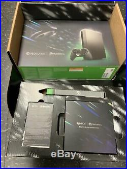 New Open Box Taco Bell Xbox One X with Elite Wireless Controller Series 2