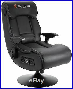 New X-Rocker Elite Pro 2.1 Audio Faux Leather, PS4, Xbox One Gaming Chair GT126