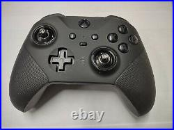 Official Microsoft Xbox One Elite Series 2 Official Wireless Controller Black