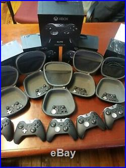 Official Microsoft Xbox One Elite Wireless Controller Black