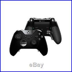 Official Microsoft Xbox One Elite Wireless Controller Black HM3-00001