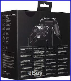 Official Microsoft Xbox One Elite Wireless Controller Black HM3-00001 New