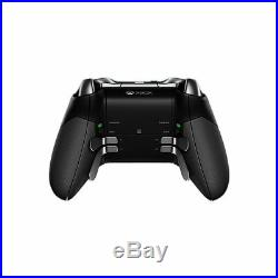 Official Microsoft Xbox One Elite Wireless Controller Black (HM3-00001) -READ VG