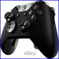 Official Microsoft Xbox One Elite Wireless Controller Black New