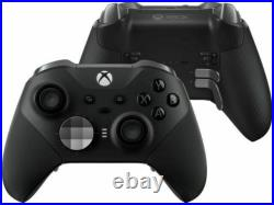 Official Microsoft Xbox One Elite Wireless Controller Series 2 Black