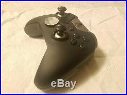 Official Microsoft Xbox One Elite Wireless Controller Tested/Authentic No Reserv