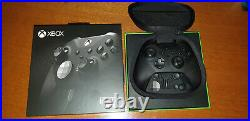 Official Xbox One Elite Wireless Controller Series 2 Black