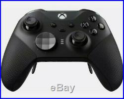Official Xbox One Elite Wireless Controller Series 2 Black Brand New Sealed
