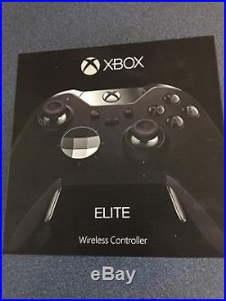 Official xbox one elite wireless controller
