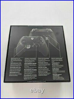 Open Box Microsoft Xbox One Elite Series 2 Controller AW1137