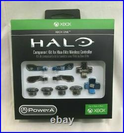 Orig. Factory Sealed XBox One HALO Component Kit for Elite Wireless Controller