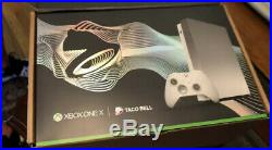 PLATINUM XBOX One X BUNDLE TACO BELL EDITION With ELITE CONTROLLER