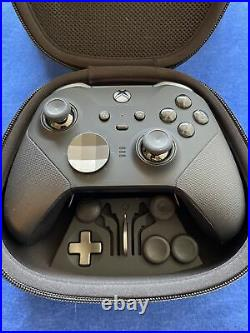 Pre-Owned! Microsoft Xbox Elite Series 2 Wireless/Wired Controller for Xbox One