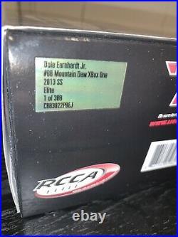 RARE 1/24 Dale Earnhardt Jr 2013 MTN DEW Xbox One Elite RCCA