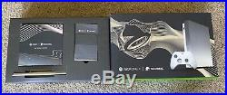 RARE PLATINUM XBOX One X BUNDLE TACO BELL EDITION With ELITE CONTROLLER NEW IN BOX