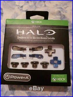 Rare Factory Sealed Halo Xbox One Elite Controller Component Kit Brand New