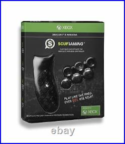 SCUF ELITE Precision Thumbsticks and Pro Grip Handles Xbox One