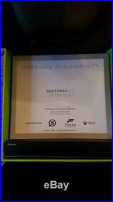 SCUF Forza 7 Elite Collector's Edition Porsche Leather Xbox One Controller
