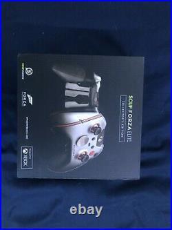 SCUF Forza Elite Collectors Editon Xbox One Controller