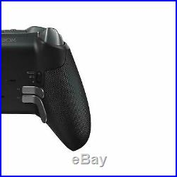 SHIPS FAST Black Elite Series 2 Controller Xbox One For Pro Gamers NEW