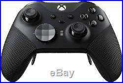 SHIPS TODAY Black Elite Series 2 Controller Xbox One For Pro Gamers NEW