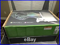 Sealed Limited Edition PLATINUM XBox One X 1TB Taco Bell Elite Controller Mint