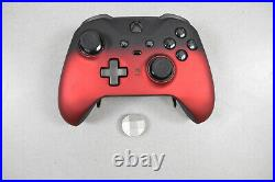 Shadow Red Custom Xbox One Elite Controller Series 2