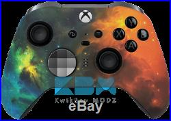 Supernova Galaxy Xbox One Elite Series 2 Custom Controller