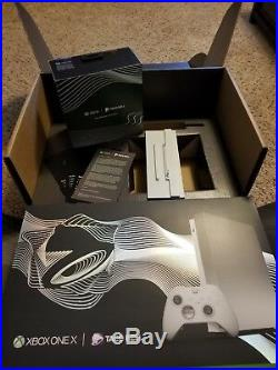 Taco Bell Platinum Xbox One X Bundle with elite controller +3 mos. Gamepass + Gold