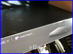 Taco Bell Xbox One X Eclipse 2019 UNOPENED NEW- withElite wireless Controller 2