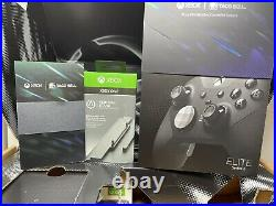 Taco Bell Xbox One X Limited Edition Eclipse Bundle with Elite Series 2 Controller