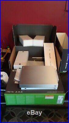 Taco Bell Xbox One X Platinum Prize Console With Elite Controller NIB