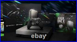 Taco Bell Xbox One X with Elite Series 2 Controller Never Opened