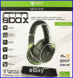 Turtle Beach Ear Force Elite 800X Wireless Gaming Headset Xbox One READ (VG)