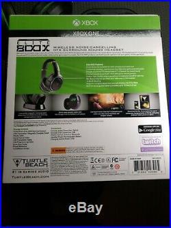 Turtle Beach Elite 800X Wireless Headset PS PC XBOX ONE Multi Platform Excellent