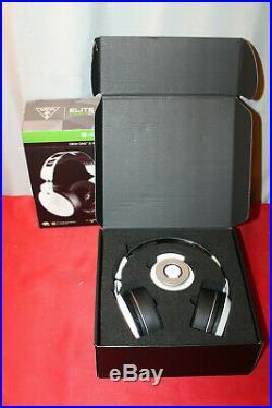 Turtle Beach Elite Pro 2 Headset + SuperAmp Wired Xbox One Windows PC White Q22