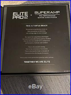 Turtle Beach Elite Pro 2 White Headband Gaming Headset for Xbox One