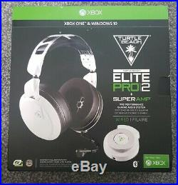 Turtle Beach Elite Pro 2 -Xbox One & PC (White)
