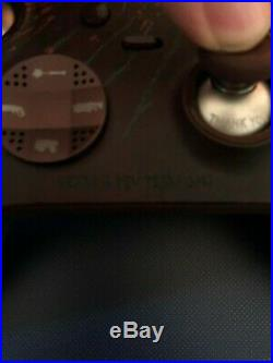 ULTRA RARE Microsoft Xbox One Elite Gears of War DEV TEAM CONTROLLER
